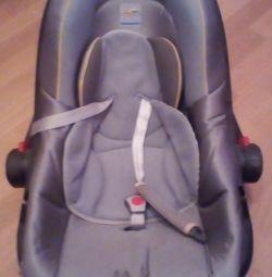 Car seat carrycot