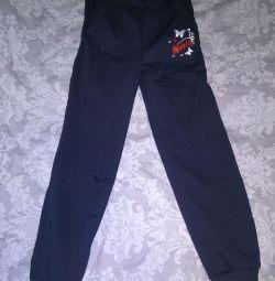 Pantaloni sport pentru creșterea fetei 142