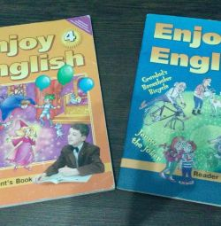 English textbook 4,5-6 class