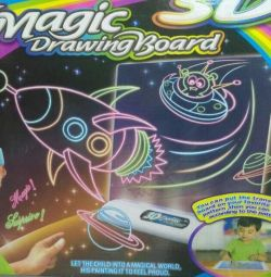 Drawing board Magic drawing board