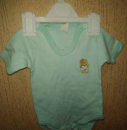 Corpul pe copil 0-3 luni.