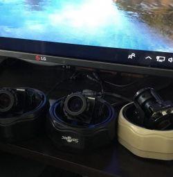 Κάμερα θόλου stc-3501, ενσωματωμένη διαδικασία