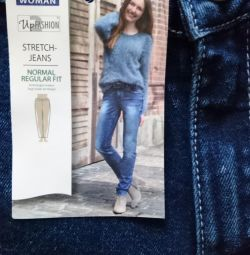 New German jeans for women