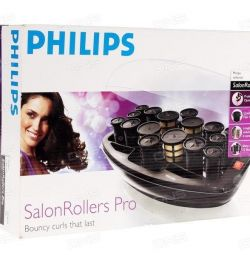 Electroheaders Philips Salon Rollers PRO