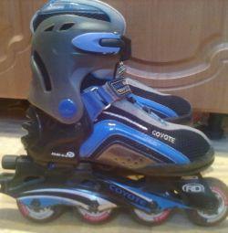 Roller Skates 35-38r