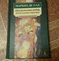 Marquis de Sade. Colecția de lucrări