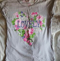 T-shirt for girls152 cm