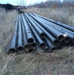 Трубы восстановленные и лежалые 219х9