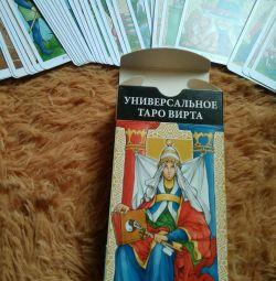 Tarot cards VIRTA
