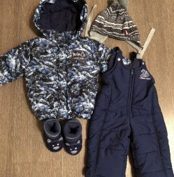 Warm clothes for 9-12 months