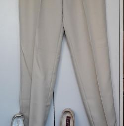 👖 Pantalonii mei și vara de vară