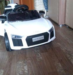 Electric Audi