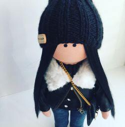 custom made doll