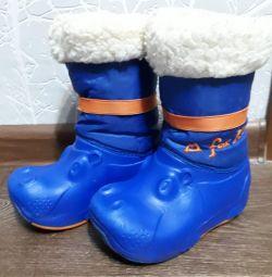 Hippo Snowboots