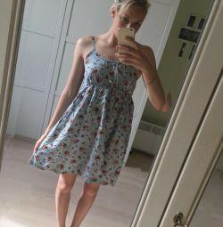 Платье платице легкое летнее