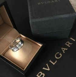 Bvlgari Ring Original !!! ? white gold