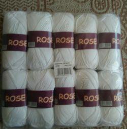 Yarn Rose