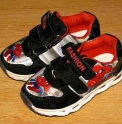 Spor ayakkabılar, ideal