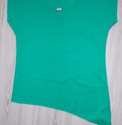 Tunic green Wish Club.