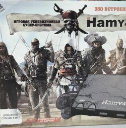 Hamy 4 (sega і dendy) 350 ігор нова