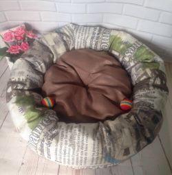 Sunbed, dog bed, cat