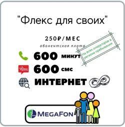 Megafon Flex