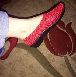Πορτογαλικά καλοκαιρινά παπούτσια