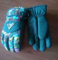 Snowboard eldivenleri