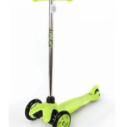 Scooter 3-wheel in 2 in 1, Moby kids