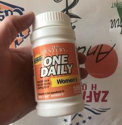 Жіночі мультивітаміни оригінал