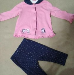 Suit for baby