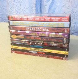 Movies, DVD-ROM