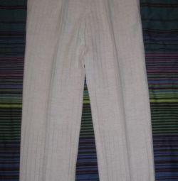Parlak çizgili pantolon, s.48, yükseklik 188