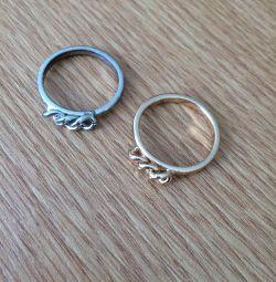 Rings H & M