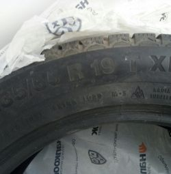 Tires 235/55 R 19. Price per set.
