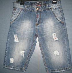 Pantaloni din denim de înaltă calitate S