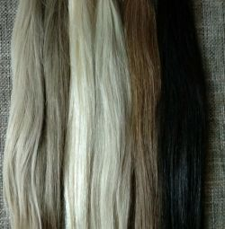 Extensii de păr naturale