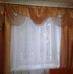 curtains 2.90х2.50
