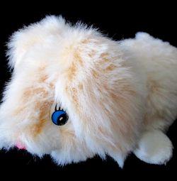 Jucărie umplută cu iepură de pluș
