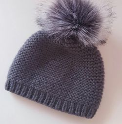 Children's hat, handmade.