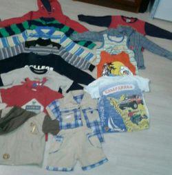 Одежда, вещи