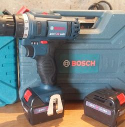 Bosch 26v screwdriver