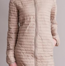 Ultra-thin down jacket Monte Cervino (Italy)