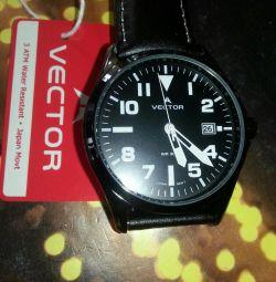 Часы vector pilot