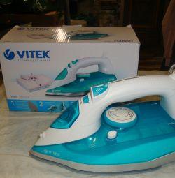 Fier VITEK VT-8320 - nou - 2600W