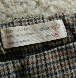Pantaloni scurți Zara 98 mărime