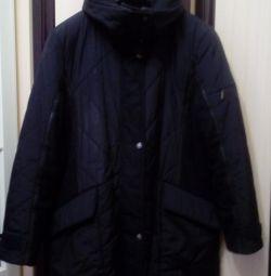 Ζεστό κοντό παλτό