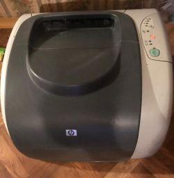 HP 2550L Color Laser Printer.