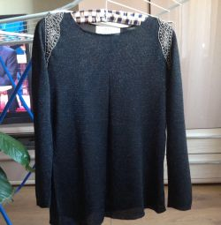 Sweatshirt Zara of fine jersey