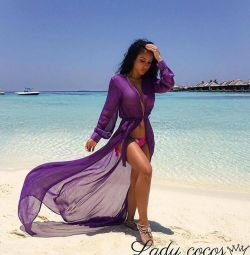 Beautiful beach tunic